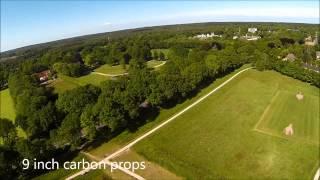 WLtoys V303 Seeker GoPro Test