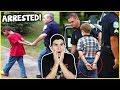Kids Who Got Arrested