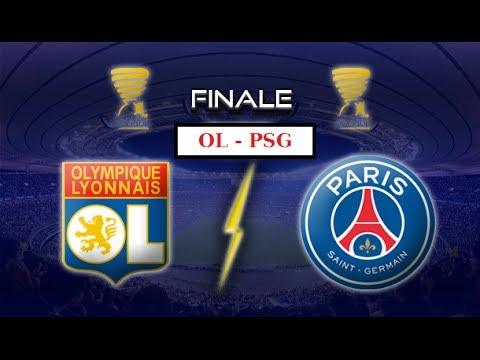 Olympique Lyonnais   Paris Saint Germain [FIFA 14] - Coupe de la Ligue (Finale)