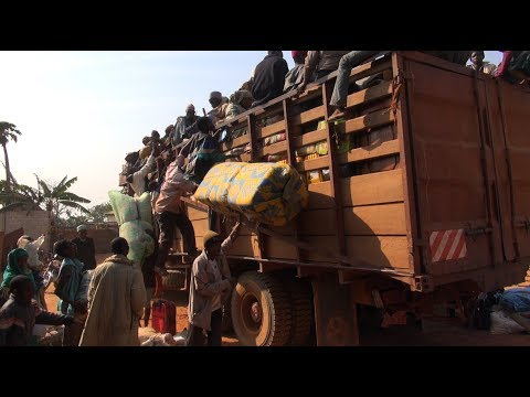 Ethnic cleansing in the Central African Republic