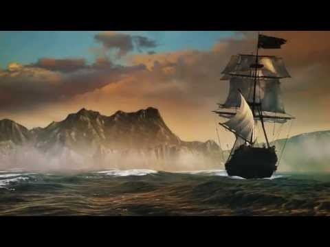 Assassin's Creed 4 Black Flag  Treiler and Gameplay