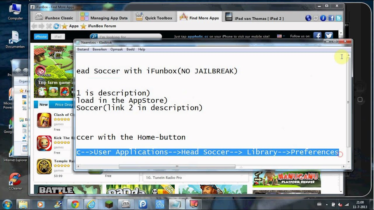 Head Soccer Cheats Without Jailbreak