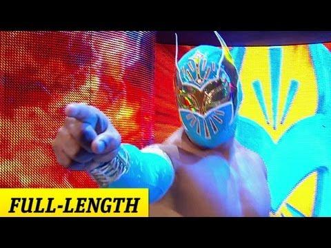 Sin Cara's WWE Debut