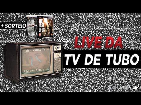 LIVE DA TV DE TUBO' -- Jogando GTA Online!
