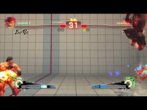 Jochy Focus (Evil Ryu) vs Coco Crossover (Ryu) - FT5