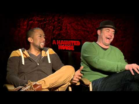 'A Haunted House' Affion Crockett and David Koechner