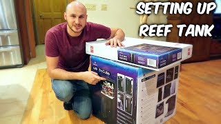 Setting Up Reef Tank