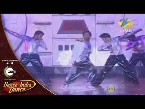 Lux Dance India Dance April 23 Episode Video, Dharmesh's Performance