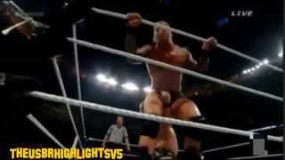 WWE Night Of Champions 2014 Chris Jericho Vs Randy Orton