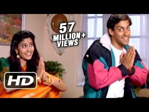 Lo Chali Main - Hum Aapke Hain Kaun - Salman Khan, Madhuri Dixit & Renuka Shahane