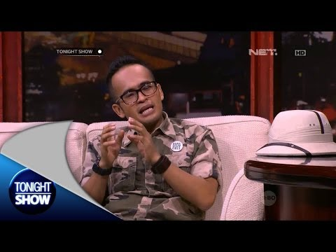 Kang Asep Kambali on Tonight Show NET