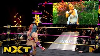 Mickie James Sends A Message To WWE NXT Women's Champion Asuka (Video)