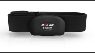 Polar H7 Heart Rate Sensor With Bluetooth For IPhone