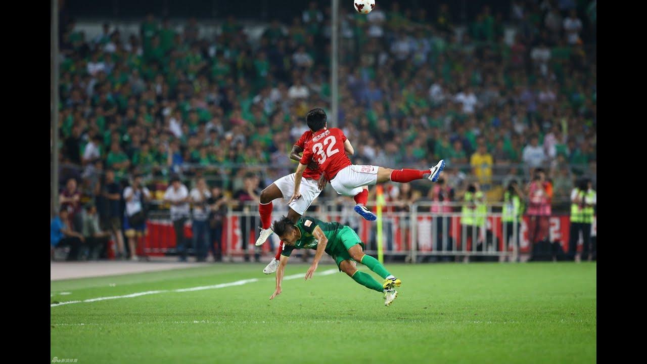 Beijing Guoan 1-1 Guangzhou Evergrande FC