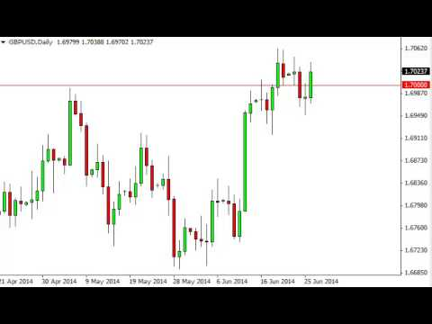 GBP/USD Technical Analysis for June 27, 2014 by FXEmpire.com