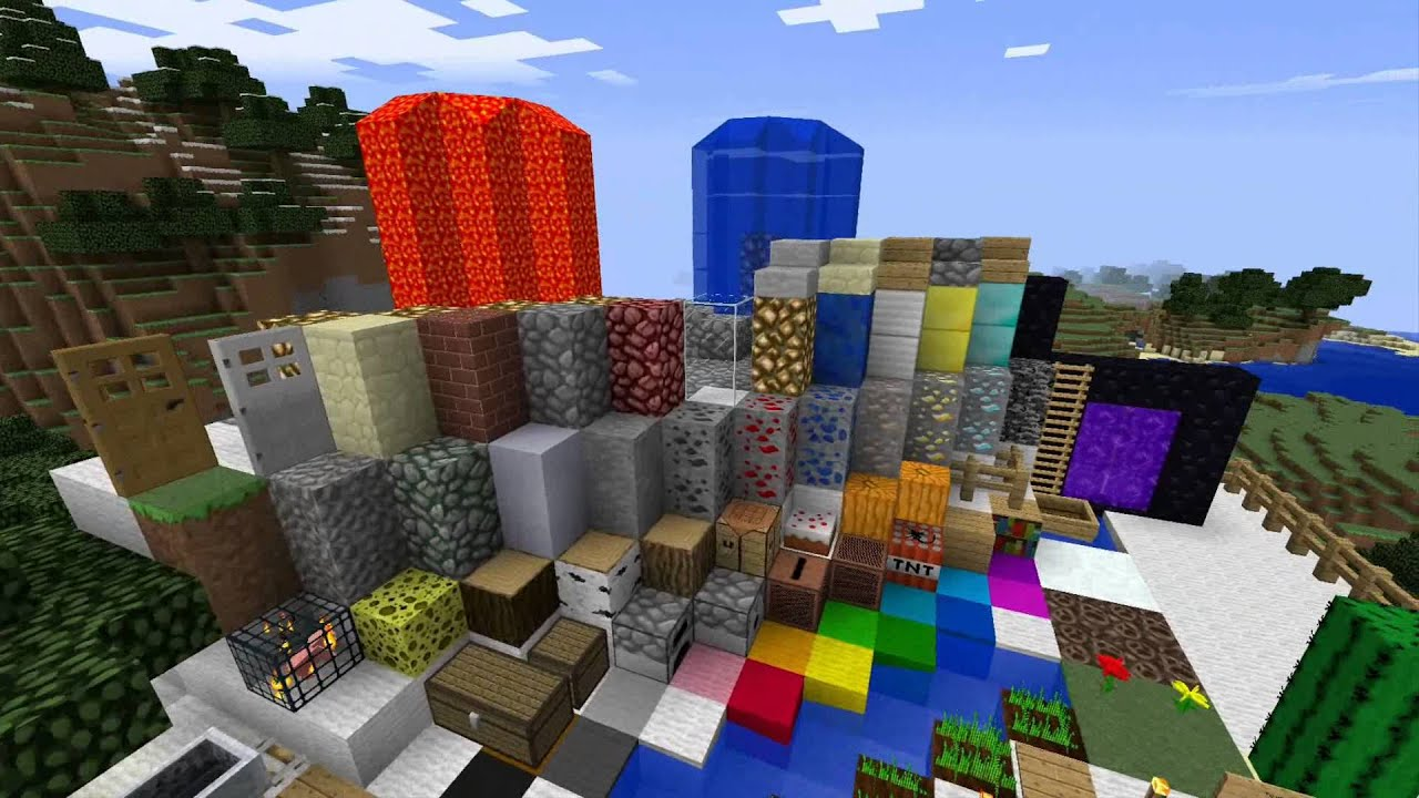 Minecraft texture packs faithful minecraft 1 7 1