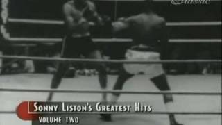 Sonny Liston Vs Amos Johnson & Dave Bailey