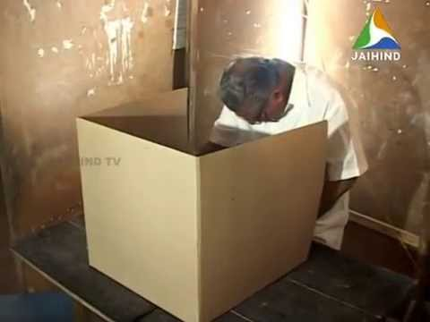 VAYALAR RAVI VOTE, Voting Day, Jaihind TV, 10-04-14
