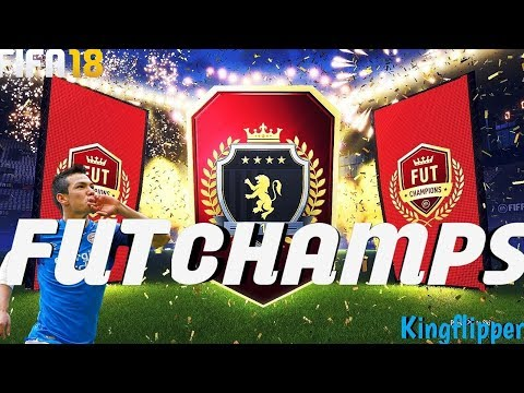 *Live* FUT Champions While Listening To The football Games - Fifa 18