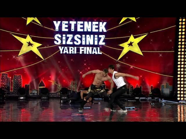 Yetenek Sizsiniz Türkiye Yarı Final - Turabi Çamkıran