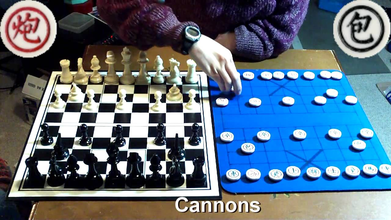 Xiangqi (象棋): Chinese Chess – The Chess Variant Pages