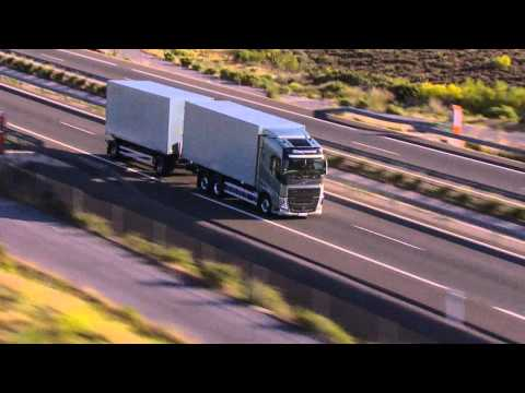 Volvo Trucks - Flashback to the first Volvo FH release 1993