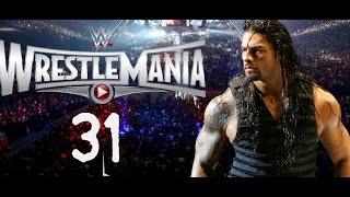 WWE Elite Backstage News On Roman Reigns Wrestlemania 31 Booking Creative & Mr. McMahon NEWS