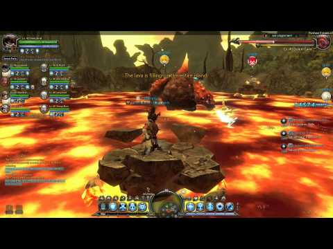 Dragon Nest SEA - Stage 3 Lava Golem Level 40 Sea Dragon Nest Guide