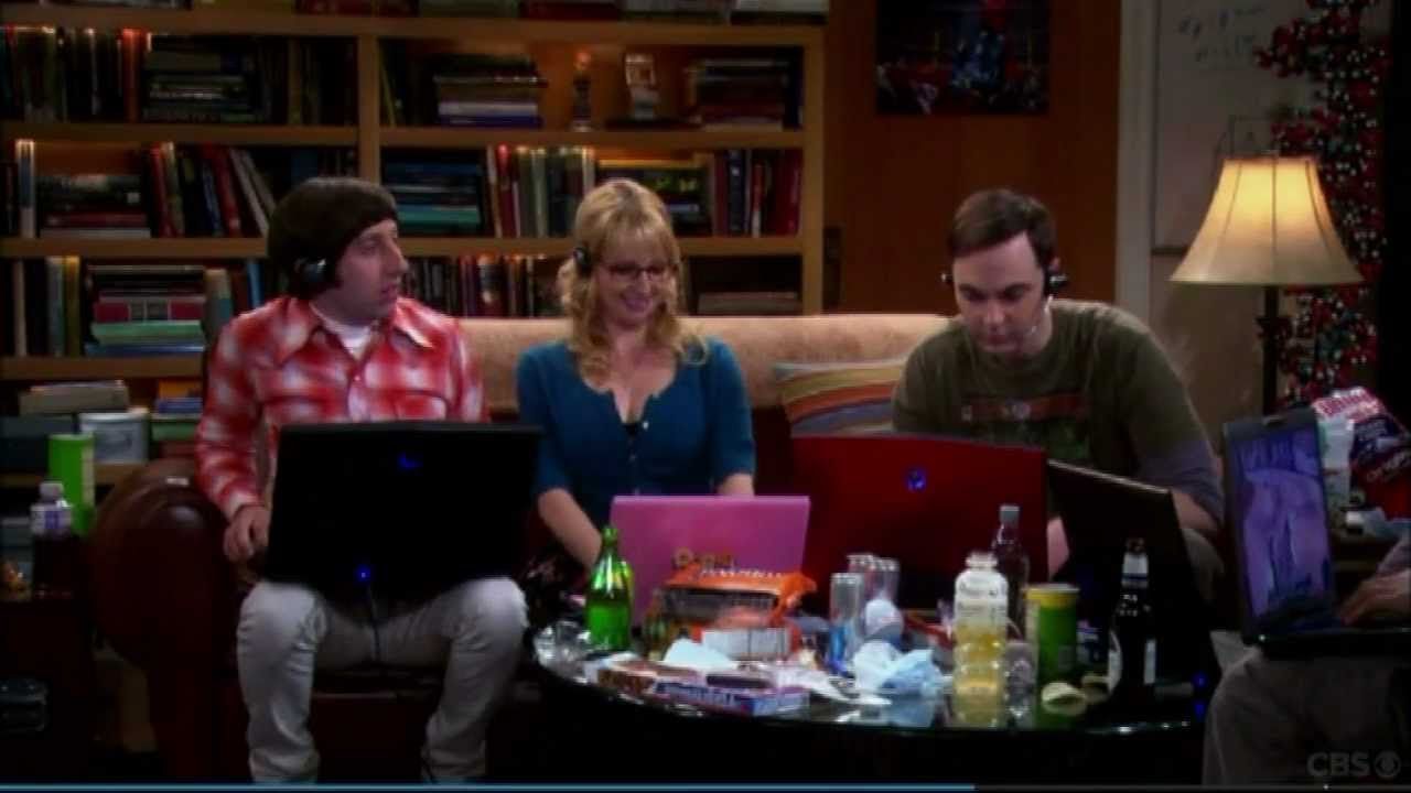 free big bang theory episodes youtube