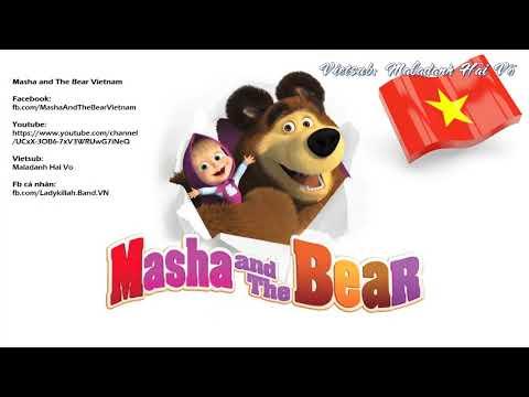 Masha and The Bear Vietnam (Tập 1) - Masha và Gấu gặp nhau như thế nào?