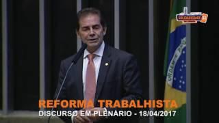 Paulinho da Força defende imposto sindical na Reforma Trabalhista