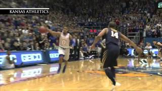 Kansas Jayhawks basketball highlights 2013-2014