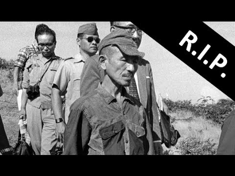 Hiroo Onoda - Rest in Peace