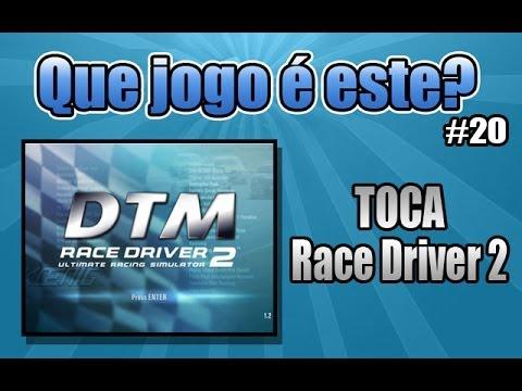 TOCA - Simulador de corrida