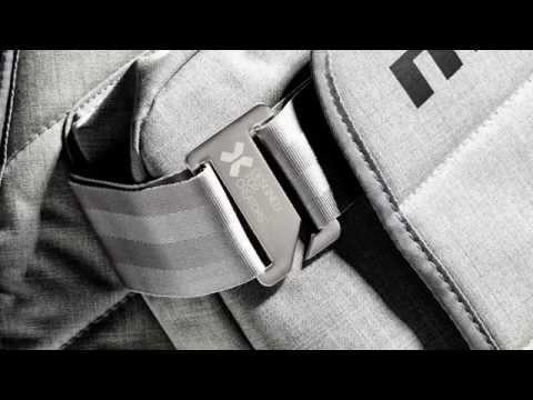Mono M80 Bass Guitar Sleeve Gigbag - Gig Bag Carry Case - Grey