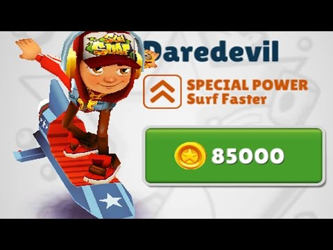 subway surfers daredevil subway surfers daredevil
