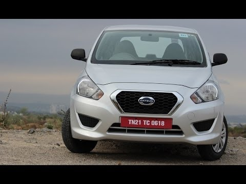 Datsun GO Interior And Exterior