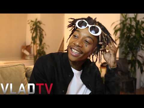 Wiz Khalifa on Young Thug Mixtape Art & Amber Fan Thirst