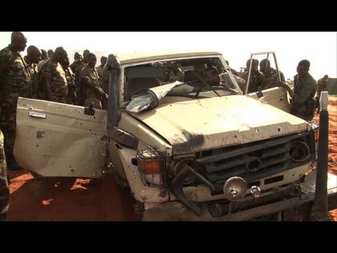 Al-Shabaab militants killed during attack in Somalia