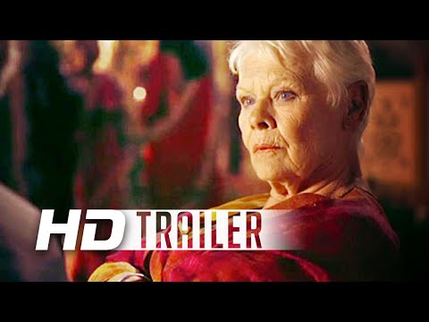 THE SECOND BEST EXOTIC MARIGOLD HOTEL | Official HD Trailer #2 |  2014