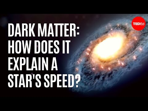 Dark matter: How does it explain a star's speed? - Don Lincoln