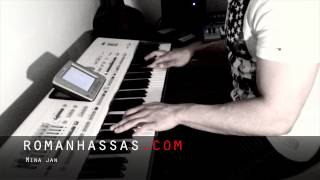 Roman Hassas keyboard - Mina jan