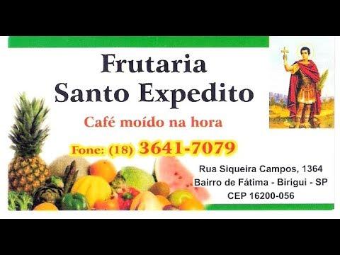 CHAMADA DA FRUTARIA STO EXPEDITO