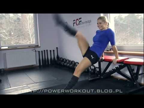 PW - Killer nogi czyli świetne ćwiczenia łydki, uda i pośladki