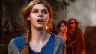 Percy Jackson: Sea Of Monsters Trailer 2013 Movie