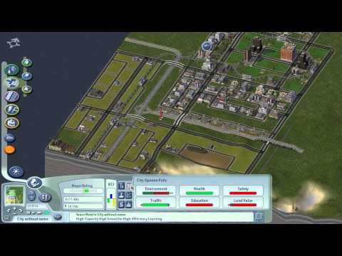 SimCity4 S2/P09 - Raising skycrapers