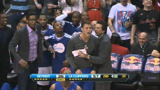 Jim Ross On DeAndre Jordan Posterizes Brandon Knight