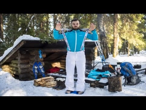 How to dress for winter - FINLAND