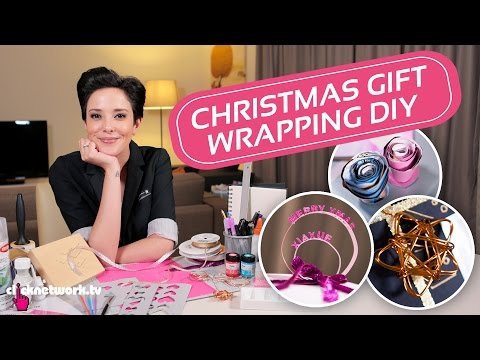 Christmas Gift Wrapping DIY - Hack It: EP42