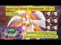 King s Raid 10 1 Special Summons x15 in Halloween Event